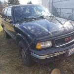1995 GMC Jimmy