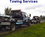 Towing Services Gallery